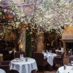Clos Maggiore high-end restaurant Covent Garden