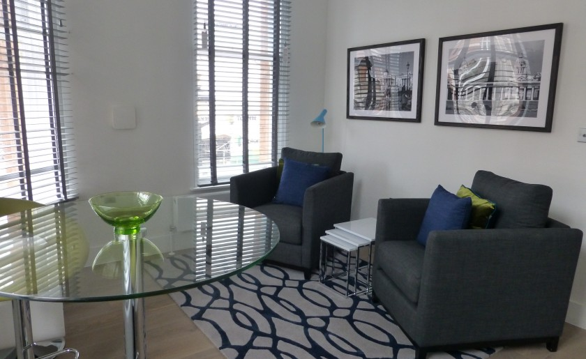serviced apartments Soho London