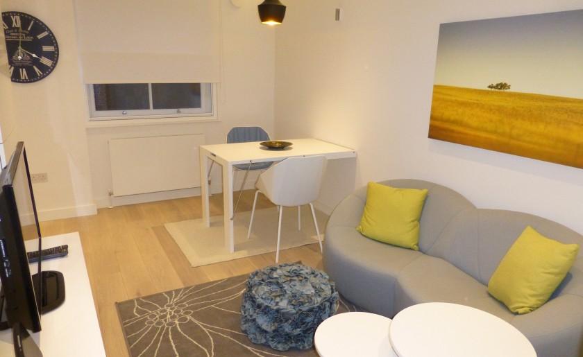 Long Term Serviced Apartments Soho London