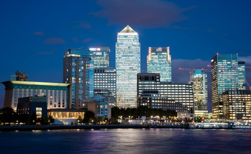 Clarendon's serviced apartments in Canary Wharf, London