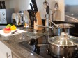 Home cooking Gooch House serviced accommodation