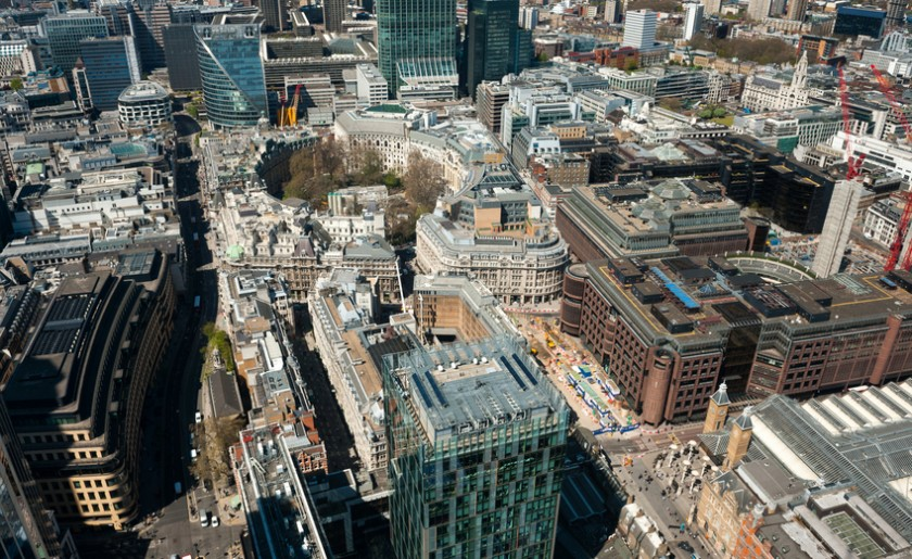 Clarendon's serviced apartments in Liverpool Street