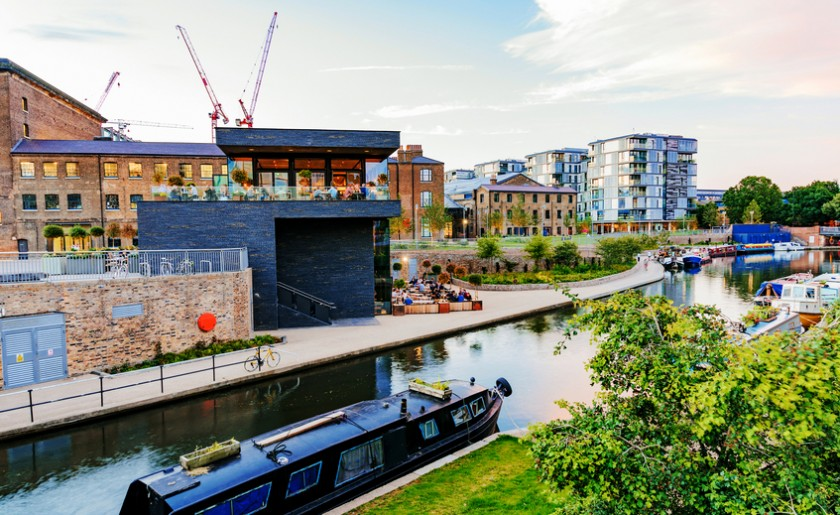 Clarendon's serviced apartments in King's Cross, London