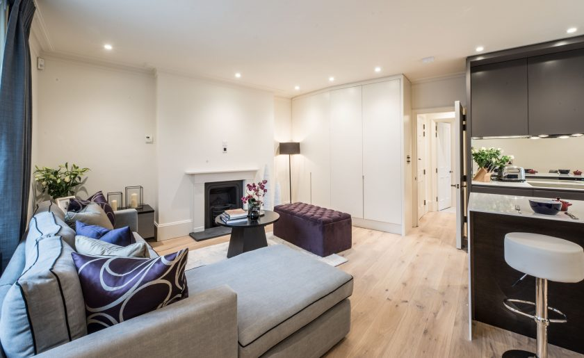 Clarendon Lower Belgrave Street | Clarendon Apartments ...