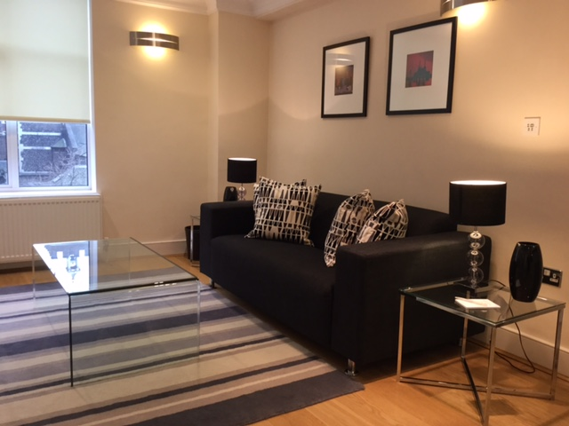 Bartholomew Close serviced apartments Barbican London