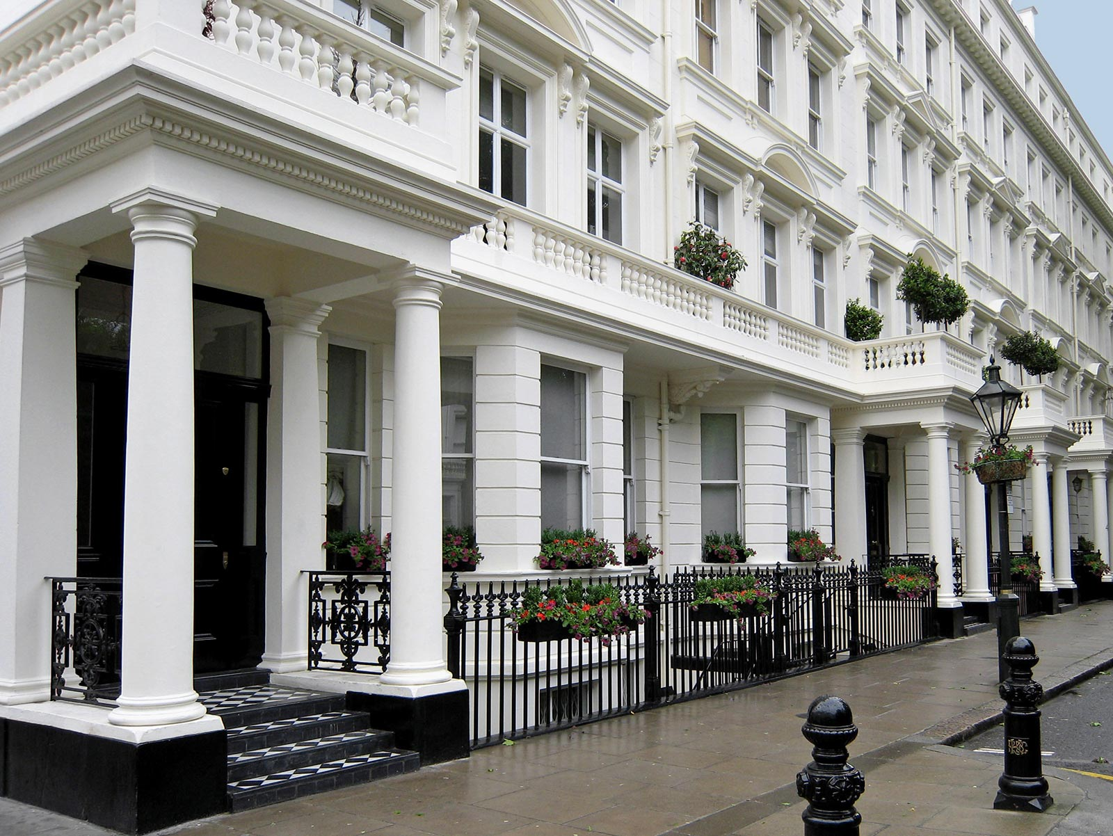 Clarendon's serviced apartments in Victoria, London