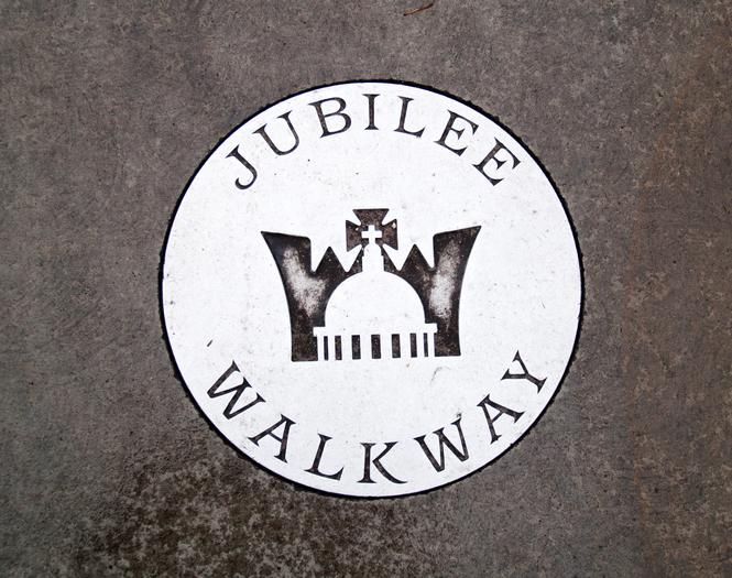 Jubilee walkay, London