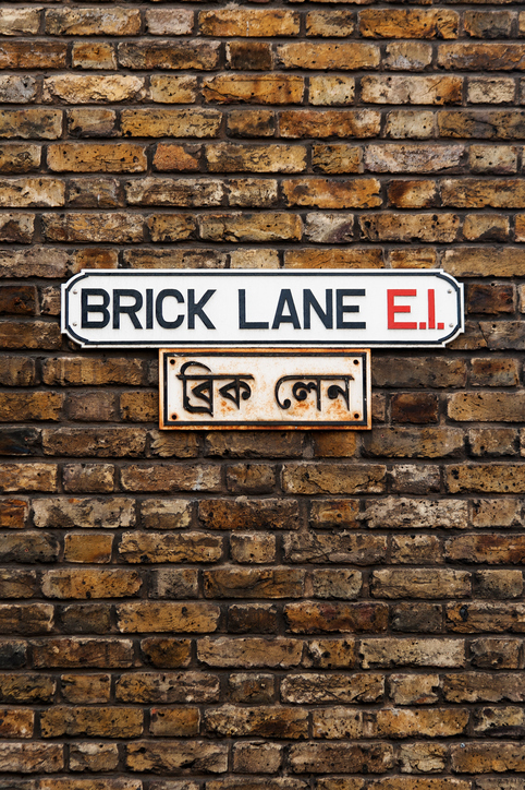 Brick Lane Market near Bishopsgate serviced apartment
