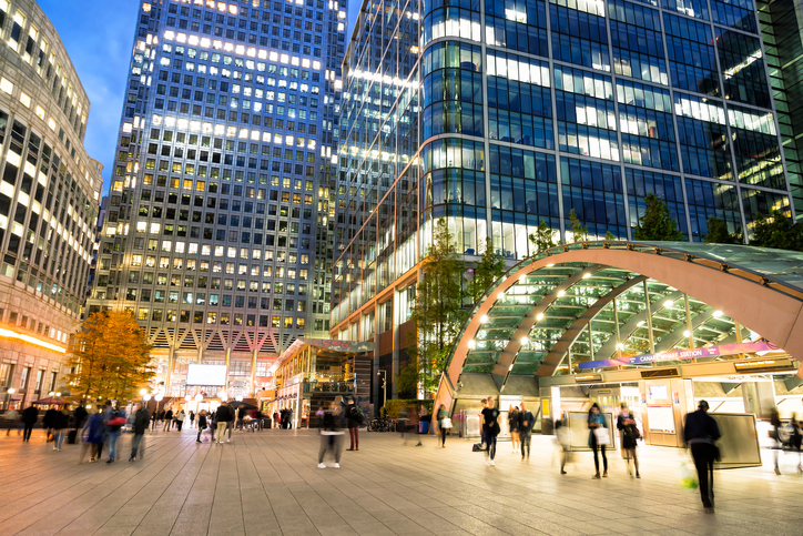 Canary Wharf guide for shopping and ameninities