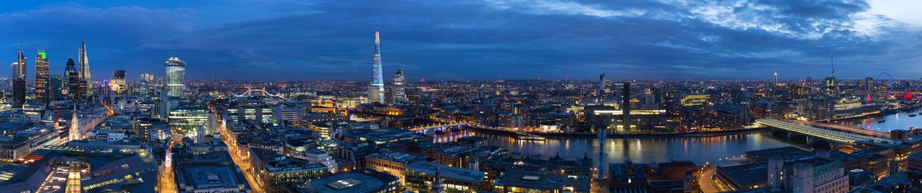 Canary Wharf area highlights