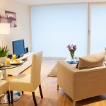 Lanterns Court serviced apartments Canary Wharf