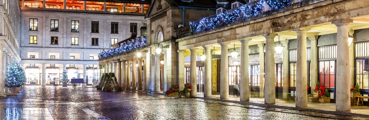 Covent Garden London area highlights