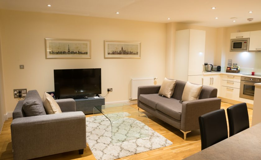 serviced apartments near tower brdige