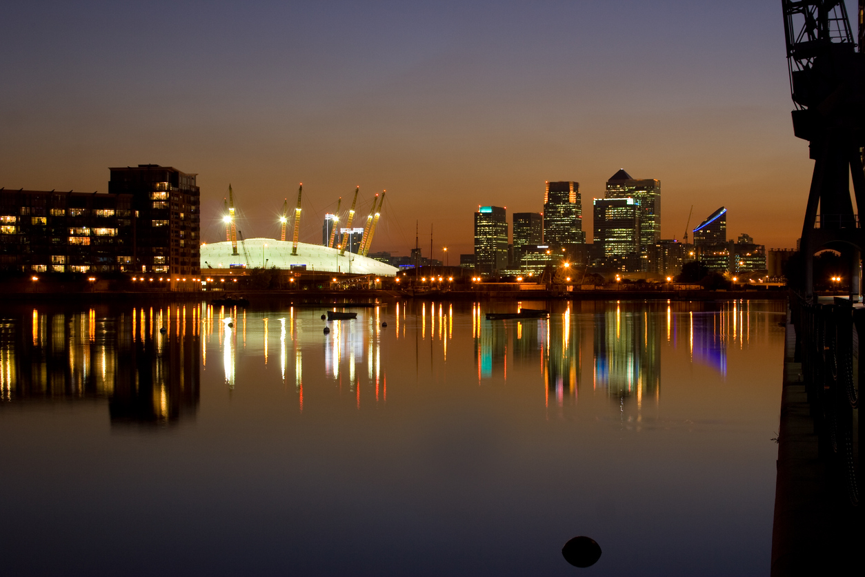 Clarendon's serviced apartments in Docklands, London