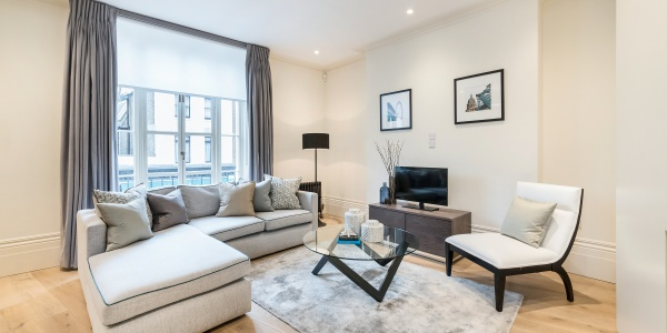 Serviced apartments in Lower Belgrave Street