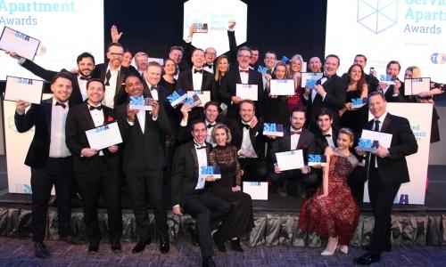 Multi award winning - SAA all winners